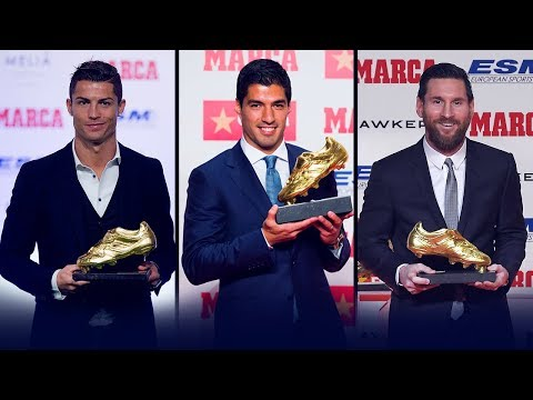 European Golden Boot