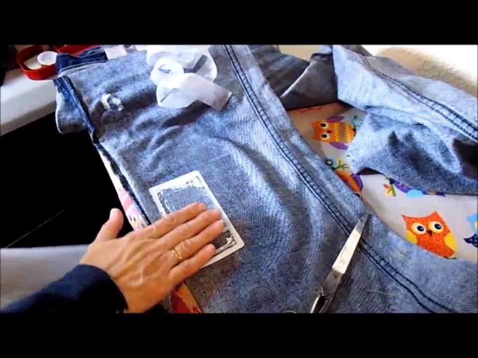 Tip arreglar un roto con fliselina youtube - Como hacer blanco roto ...