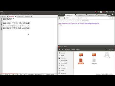 Реализация ЧПУ с get параметрами в простом движке сайта на PHP