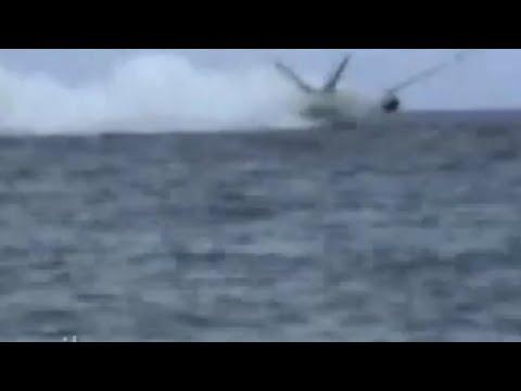 Kesaksian Nelayan Melihat Detik Detik Jatuhnya Pesawat Lion Air JT610