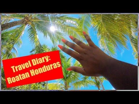 Travel Diary: ROATAN HONDURAS (Carnival Cruise)