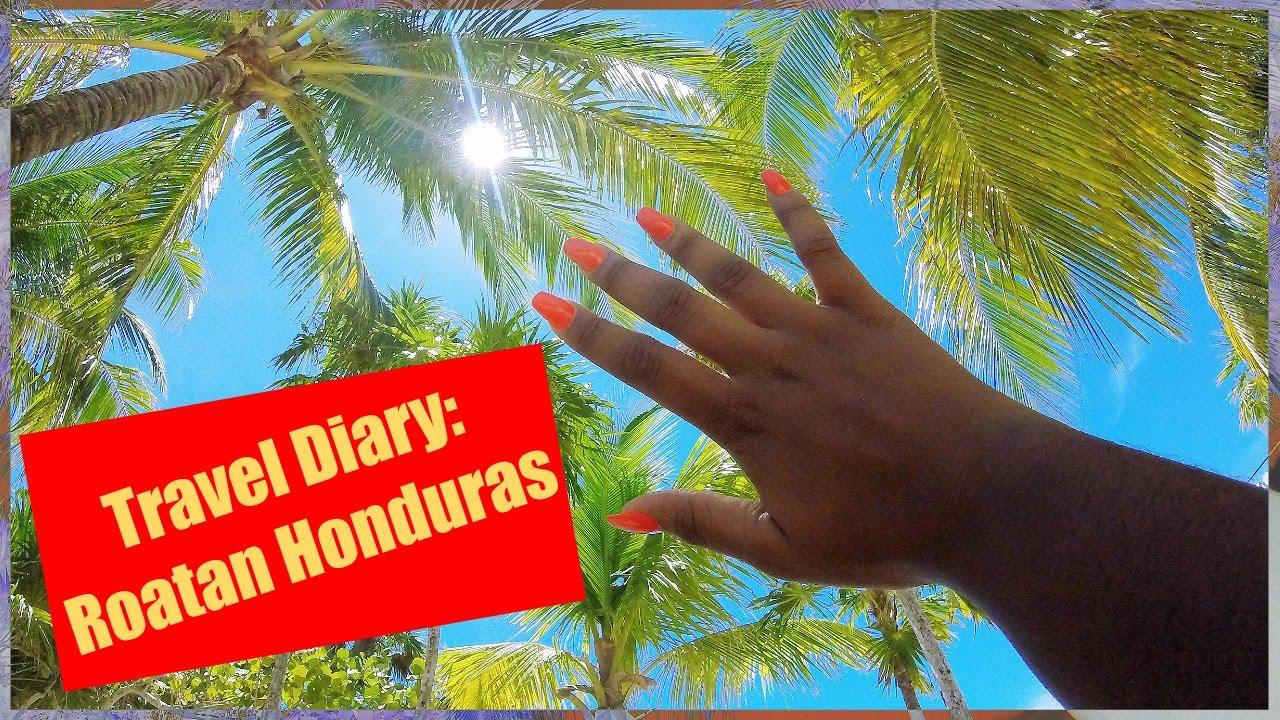 Scuba Diving - Isla Roatan - Dive #2 - Dec 6, 2016 - YouTube |Roatan Carnival 2016