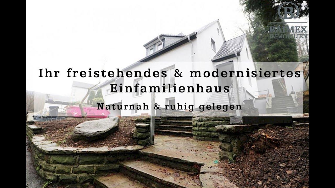 Baimex Immobilien Makler Haus Verkauf Starenschloss Wuppertal