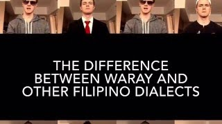 Video What Waray waray sounds like download MP3, 3GP, MP4, WEBM, AVI, FLV Agustus 2017