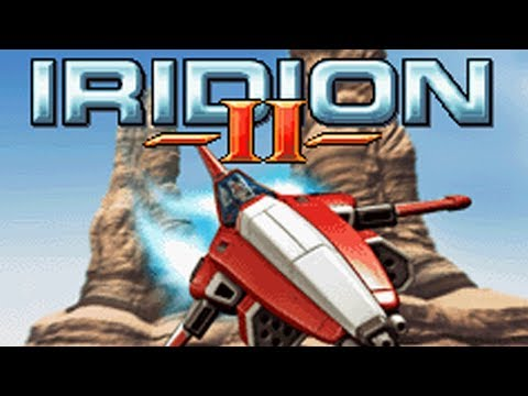 Iridion 2 review - SNESdrunk
