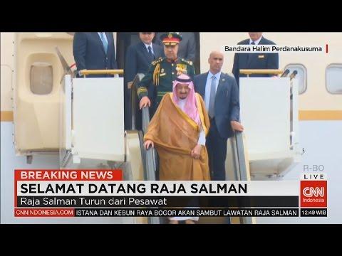 (FULL VIDEO) Selamat Datang Raja Salman ke Indonesia