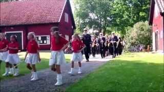 Nationaldagsfirande Nybro Qvarnaslät 2015