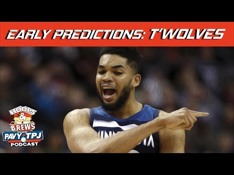 Early Playoff Prediction: Minnesota Timberwolves | Hoops N Brews