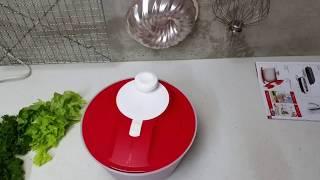 Tupperware Salad Spinner