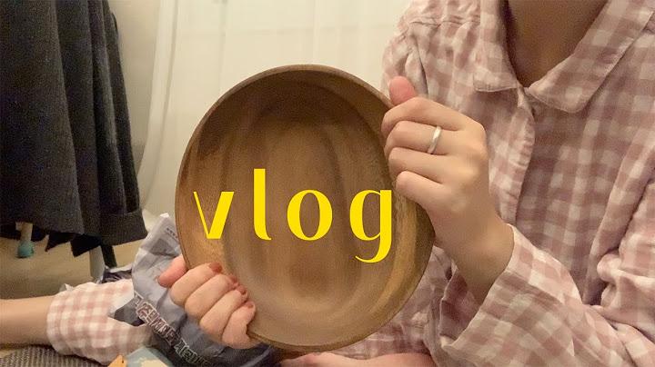 (vlog) 나의 잔잔하고 행복한 브이로그