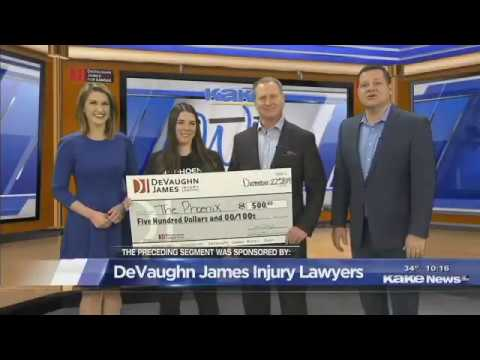 The Phoenix - DeVaughn James Injury Lawyers WINS for Kansas