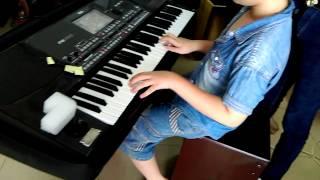 Dạy Đàn Organ - Áo Mới Cà Mau Nguyễn Kiên