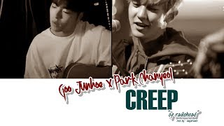 Download JUNEE iKON x CHANYEOL EXO - CREEP [COVER/EDIT/FM] Mp3