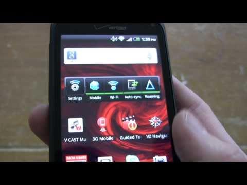 htc droid incredible video clips Activate Verizon Internet Verizon ESN Numbers