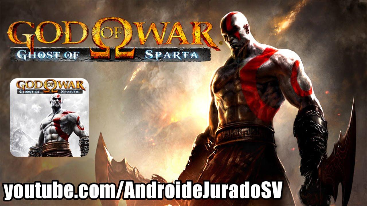 God of War: Ghost of Sparta Para Android [PPSSPP] [ISO] [En Español] +  Configuraciones