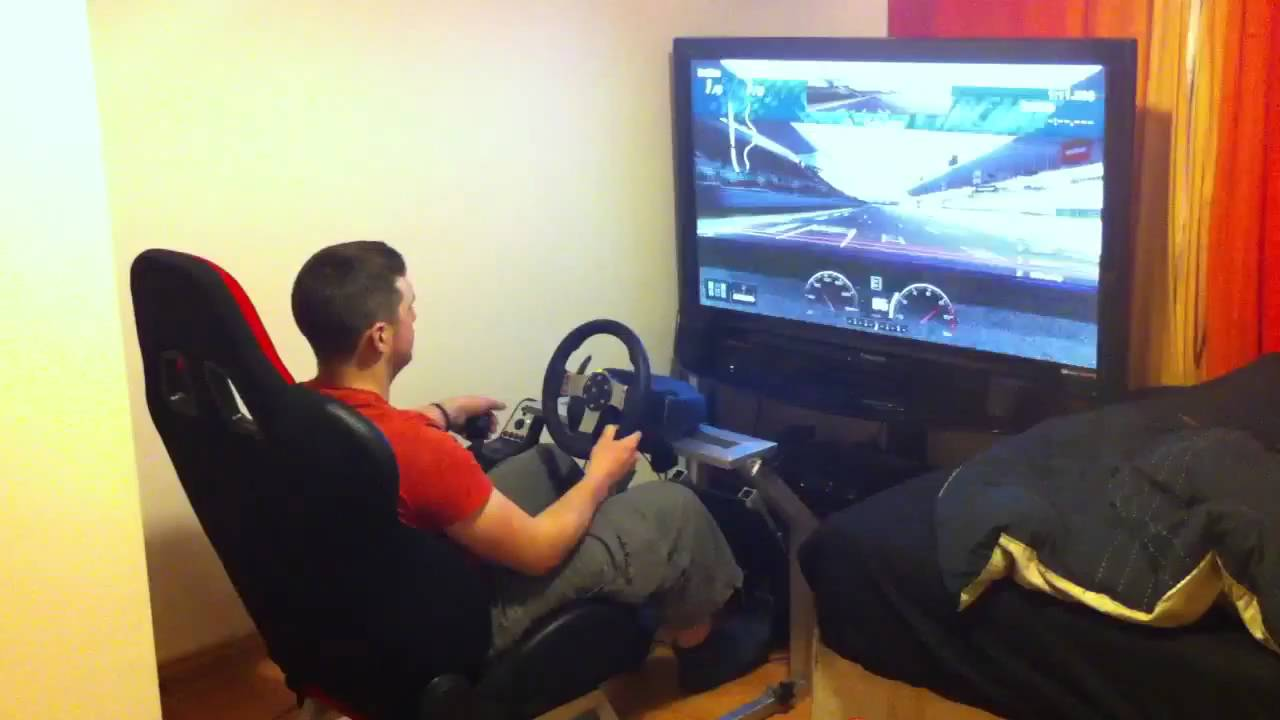 Ps3 Driving Simulator Gt5 Youtube