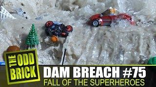 LEGO Dam Breach #75 - Fall of the Superheroes