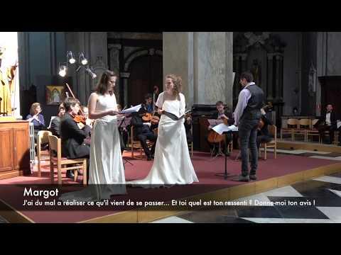 Les troqueurs ( avec sous-titres) - Un opéra composé par Arnaud François ( 2017 )