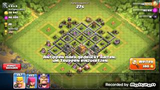 Let's play Clash of Clans   BESTRAFUNG