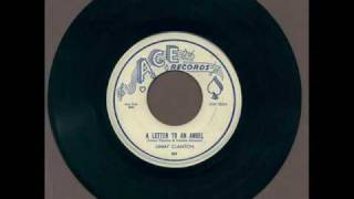 A LETTER TO AN ANGEL ~ Jimmy Clanton  (1958)