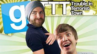 Gmod TTT - Sjin's Pregnant! (Garry's Mod Trouble In Terrorist Town)
