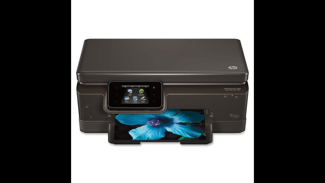 how to clean printer head hp photosmart