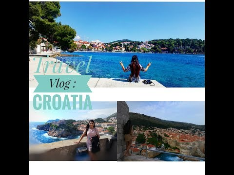 Vlog | Follow me around Croatia | Cavtat, Dubrovnik & Lapad