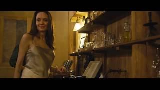Angelina Jolie New Mon Guerlain Perfume Campaign