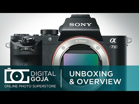 sony-unboxing-review-|-alpha-a7ii-mirrorless-digital-camera