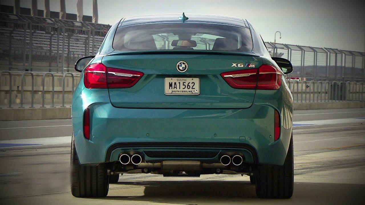Der neue BMW X6 M - GRIP - Folge 310 - RTL2