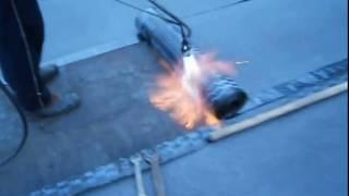 видео Ремонт мягкой кровли крыши: технология работ, стоимость ремонта