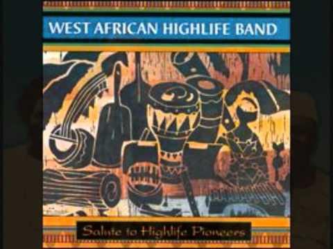 West African Highlife Band - Mama Dey For Kumba