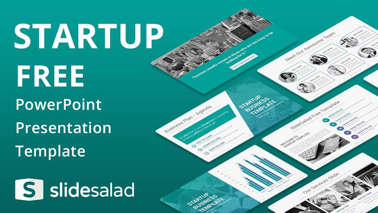 Startup free powerpoint presentation template design slidesalad startup free powerpoint presentation template design slidesalad toneelgroepblik Gallery