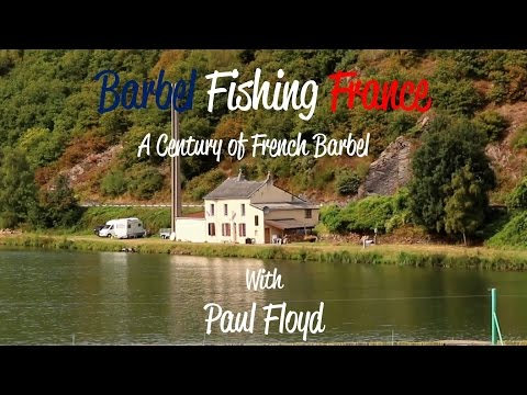Barbel Fishing France :  A Century of French Barbel