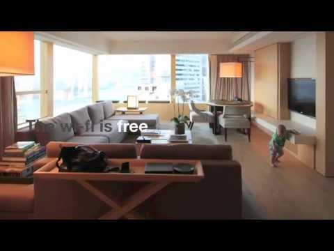 RoomCritic Hotel Video Review | Room 4509 - The Upper House Hong Kong