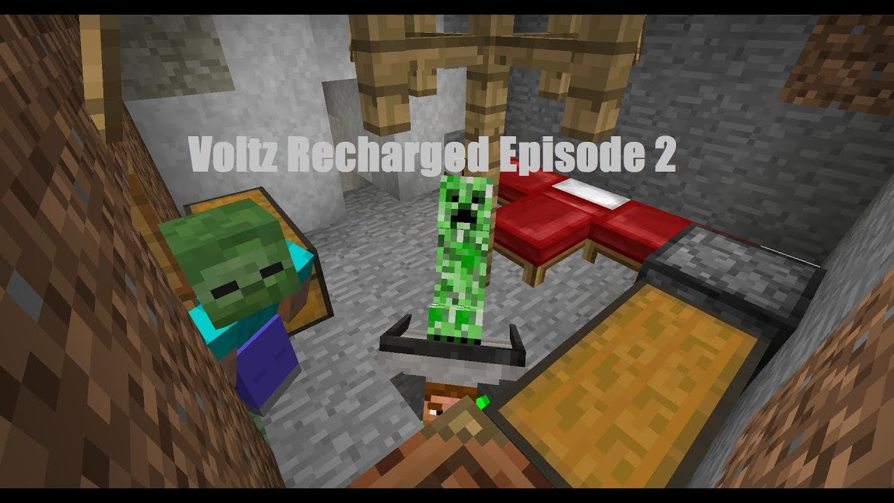 Curse Voltz Recharged Server Hosting Rental | StickyPiston