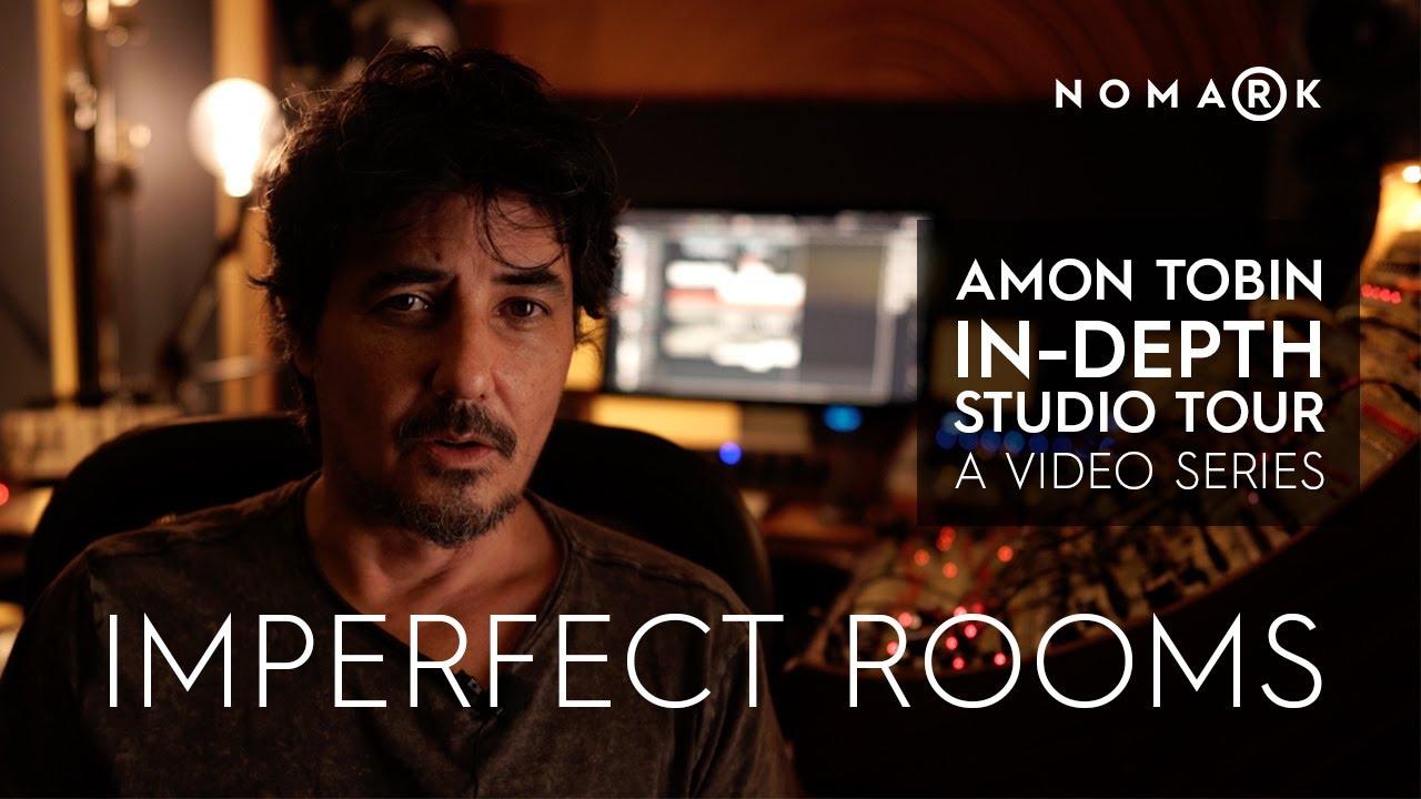 Amon Tobin Studio Tour Series