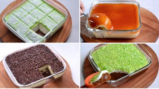 Download 4 Resep Gampang Ini Cocok Untuk Berbuka Puasa, Kompilasi Dessert Simple Tanpa Oven