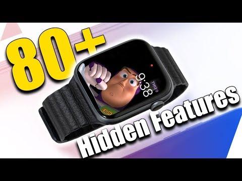 Top 80 Apple Watch Hidden Features & Tricks For Watch OS 6