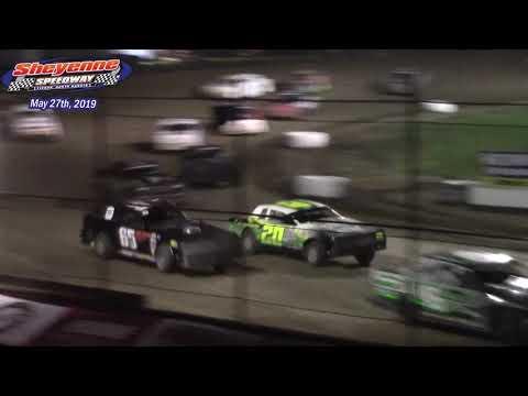 Sheyenne Speedway WISSOTA Street Stock A-Main (5/27/19)