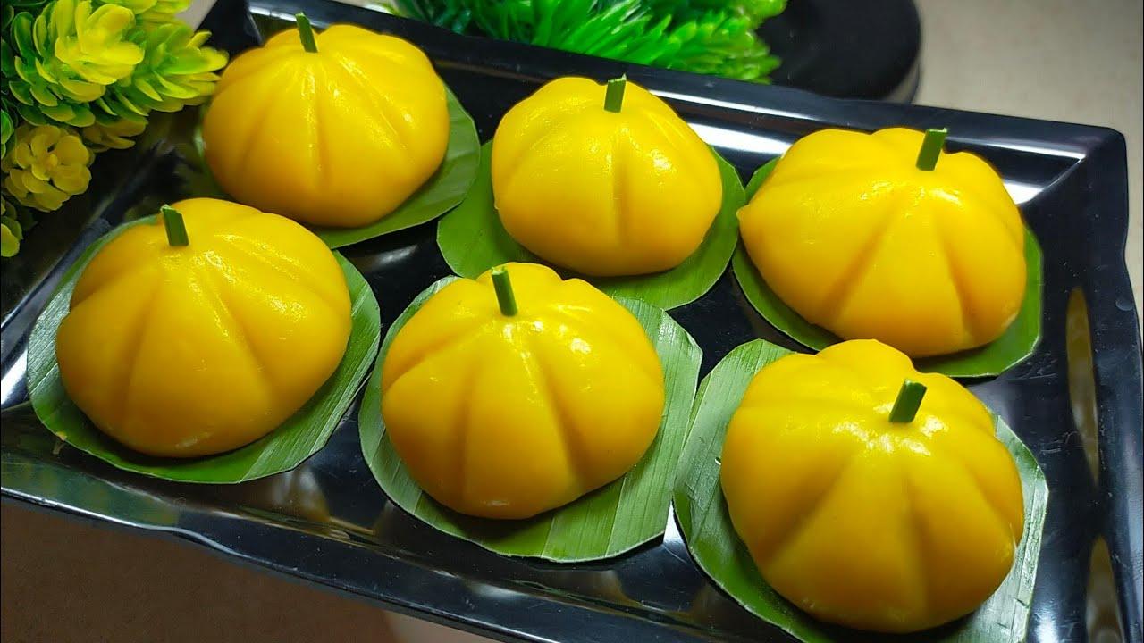 Resep Kue Pumpkin || caranya mudah, hasilnya memuaskan‼️