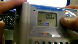 Обзор контроллера для солнечных панелей Solar charger sl 03