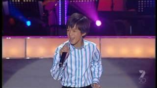 top eight performance australia s got talent 2009 grand final decider