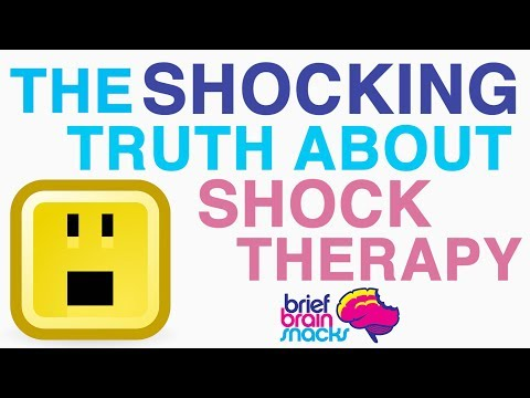 The Shocking Truth About Shock Therapy