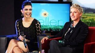 Deepika Padukone To Appear On The Ellen DeGeneres Show