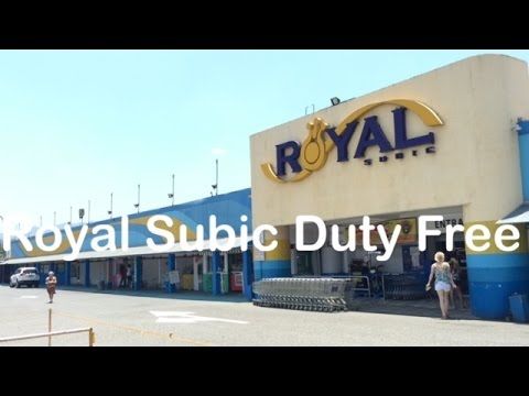 Royal Subic Duty Free Shopping Supermarket by HourPhilippines.com