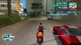 GTA Vice City (PC) 100% Walkthrough Part 10 [HD]