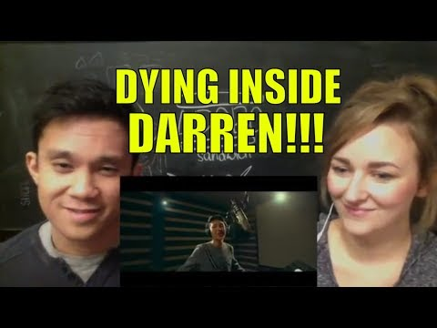 Dying Inside by Darren Espanto | REACTION