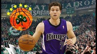 Jimmer Fredette • Welcome to Panathinaikos