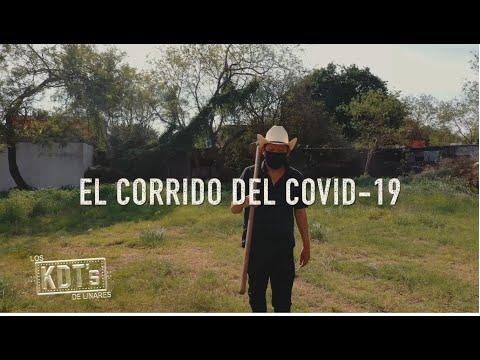 LOS CADETES DE LINARES - CORRIDO COVID 19